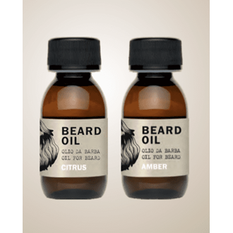 BEARD OIL CITRUS E AMBER